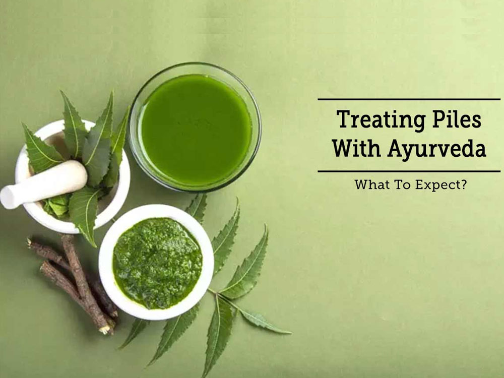 Piles Treatment in Ayurveda